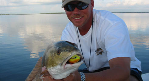 Shallow Redfish